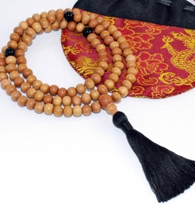 Sandalwood Mala from Mysore