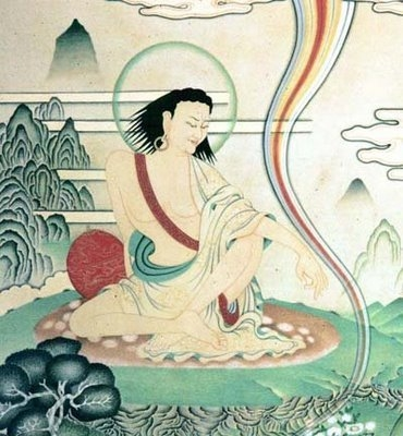 Milarepa Saint Compassion