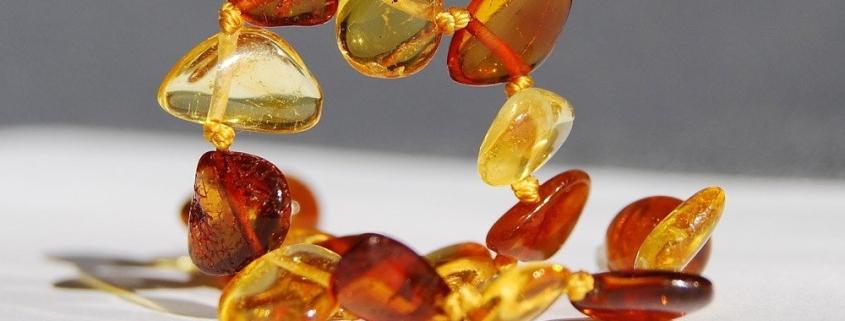 genuine amber beads