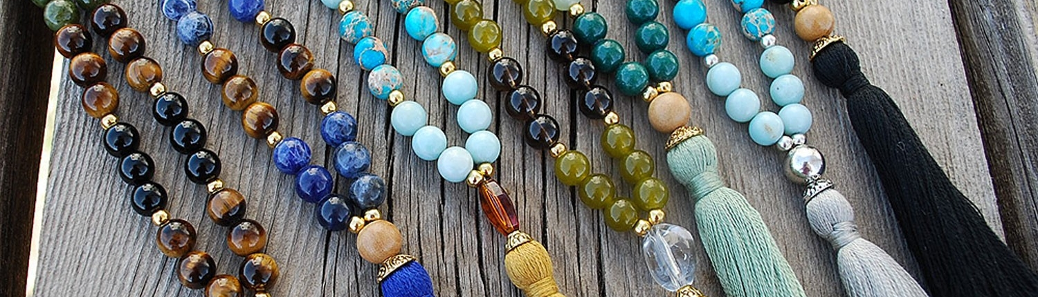 astrology inspired malas beads