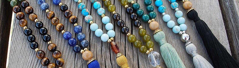 astrology inspired malas beads