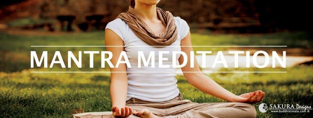 mantra meditation mala bead