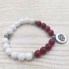 I Am love mala bracelets