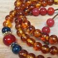 Amber Mala Prayer Beads