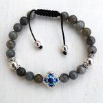 Bracelet-Mala-Blue-Dorje