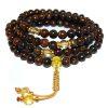 Bronzite Mala Beads