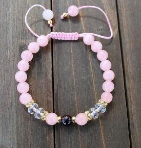 Capricorn Mala Bracelet-January