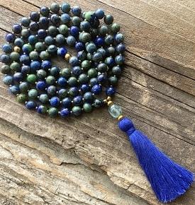 Chrysocolla-Mala-Prayer-Beads