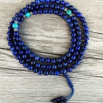 Lapis Lazuli Turquoise Mala