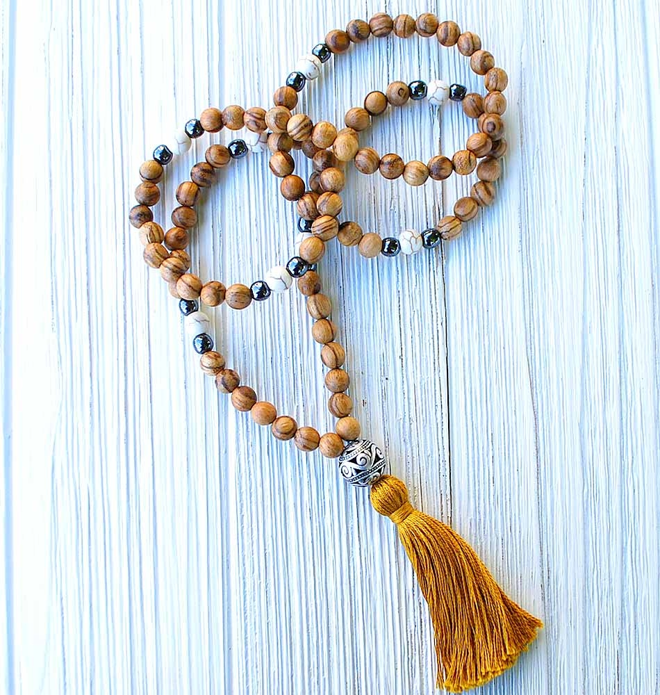 Protection Mala Bead