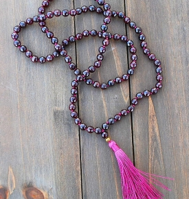 The Capricorn Inspired Mala