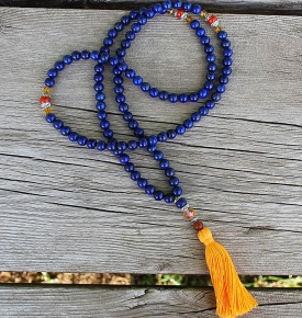 Tibetan Healing Lapis Mala