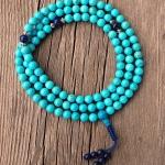 Tibetan Turquoise Lapis Mal