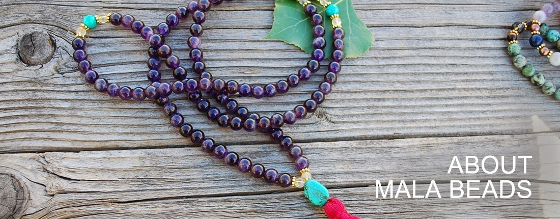 about our mala beads