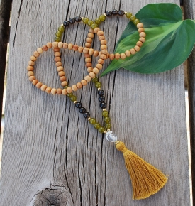 aries mala beads