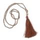 Boho Buddha Necklace-Gold
