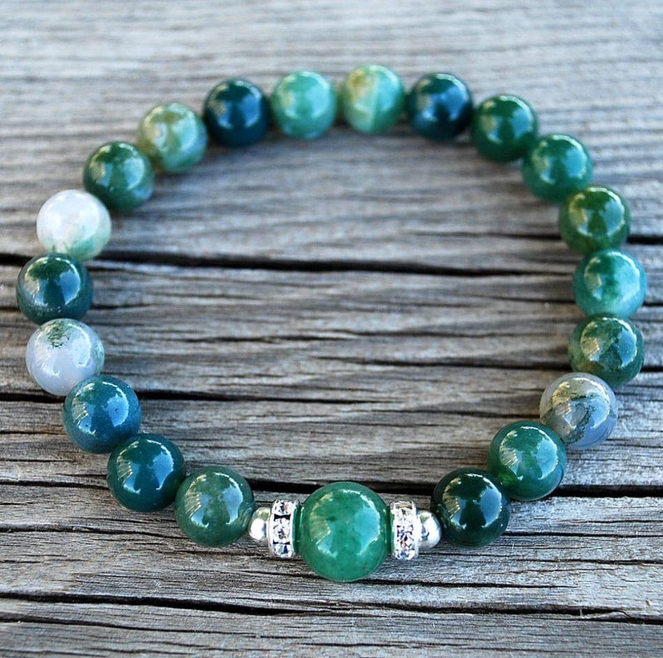 bracelet malas jade