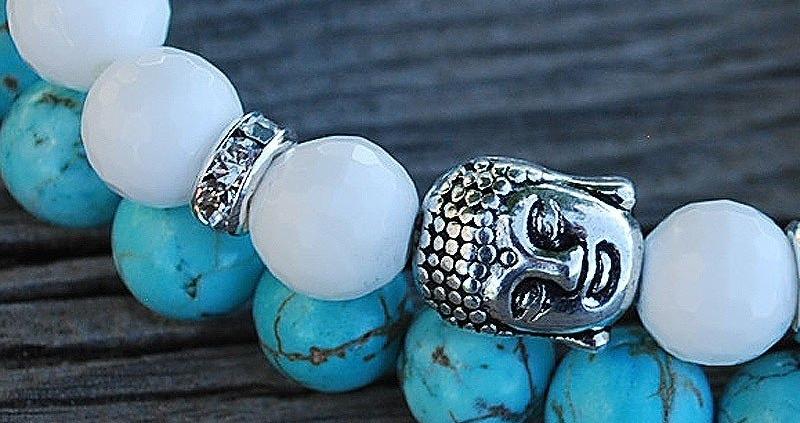 Buddha Stack bracelet