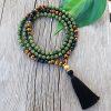 cancer mala beads