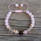 capricorn mala bracelet