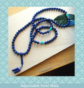 Mala Prayer Bead Design Options