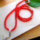 Red Crystal Dakini Mala