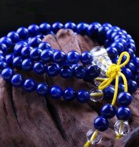 Mini Mala-Lapis Mala Beads
