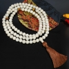 8mm Lotus Seed Mala Prayer Beads