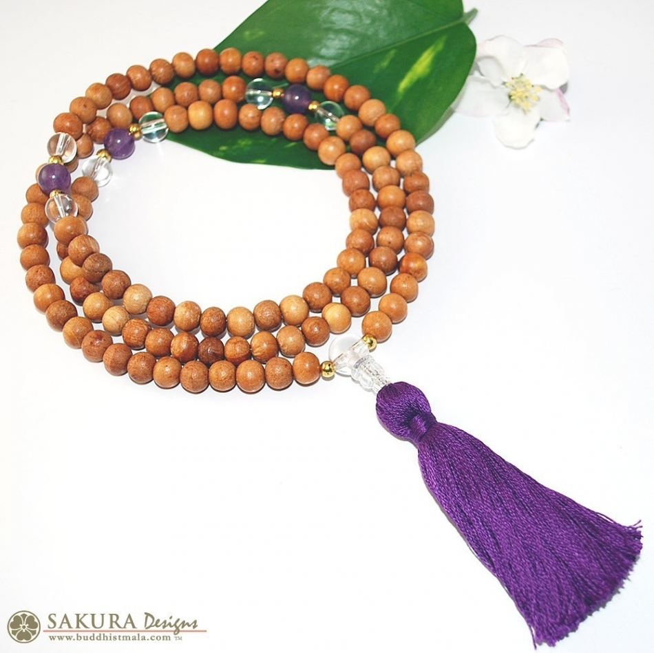 Aquarius Inspired Mala