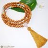 Mala Beads- Amazonite & Rose Quartz