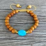 mala bracelet turquoise