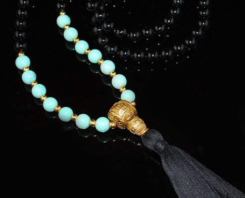 Empowering Mala Necklace
