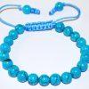 Bracelet Wrist Mala Turquoise
