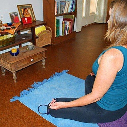 Connect to Inner Stillness, Settling