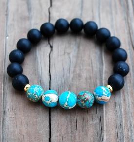 men turquoise bracelet