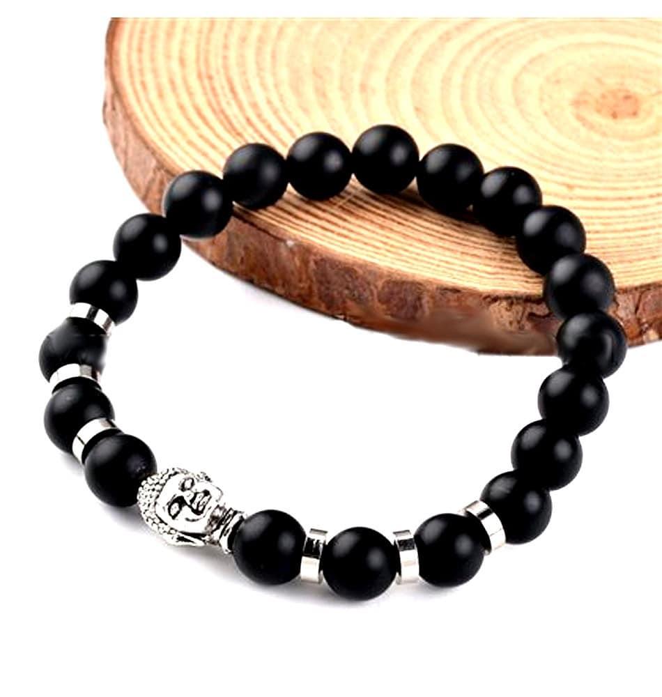 mens buddha bracelet