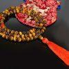 mala prayer beads tigereye