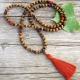 Tigers Eye Mala Prayer Beads