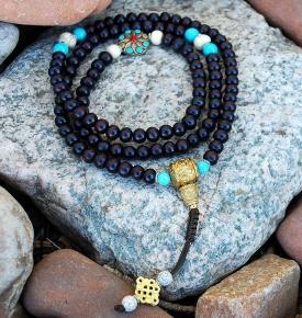 Nomad Mala Beads