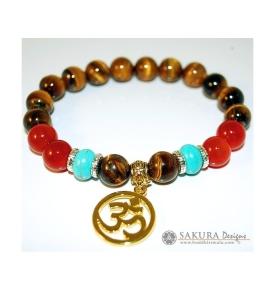Bracelet Mala- Om