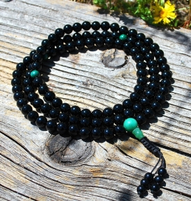 Black Onyx & Malachite