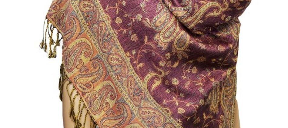 Pashmina Scarf-Lavender