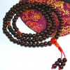 Red Sandalwood Tibetan Mala