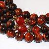 Red Tiger's Eye Mala Beads