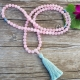 Rose Quartz Mala Prayer Beads