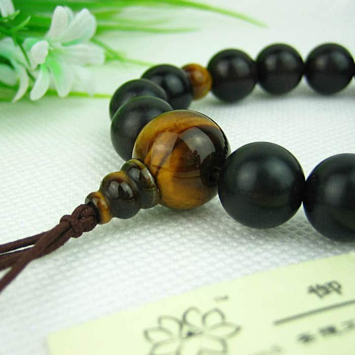 Japanese Mala Natural Wood