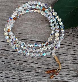 swarovski crystal malas