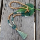 taurus mala beads