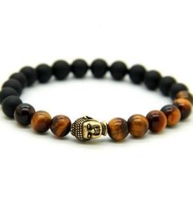Tiger Buddha Bracelet