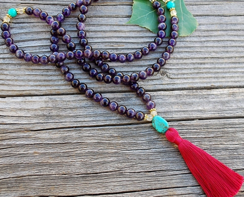 Wellbeing Mala Beads
